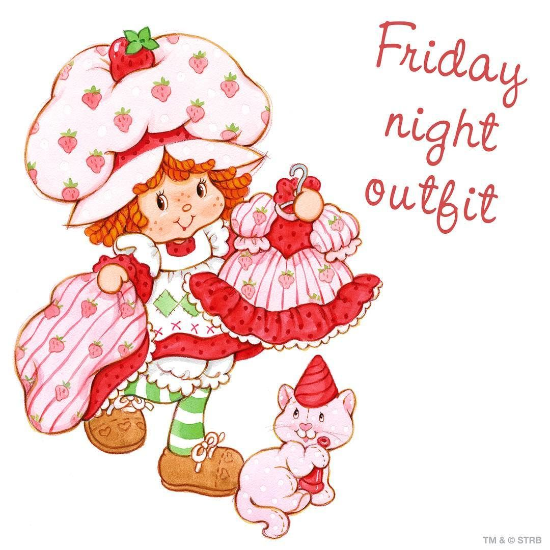 My going out outfit! | Strawberry Shortcake | Pinterest | Rosas