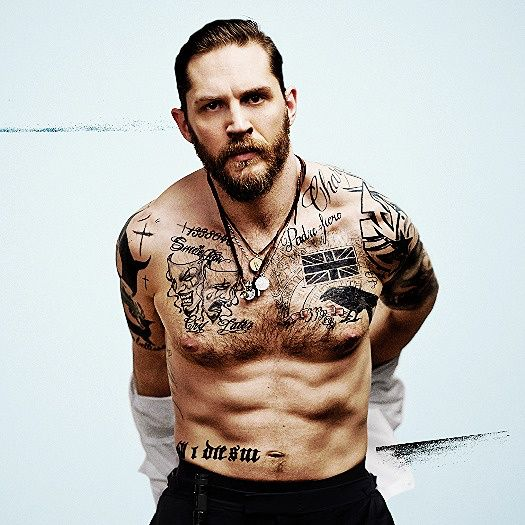 Tom Hardy - publicity shot for Peaky Blinders   Tom Hardy ...