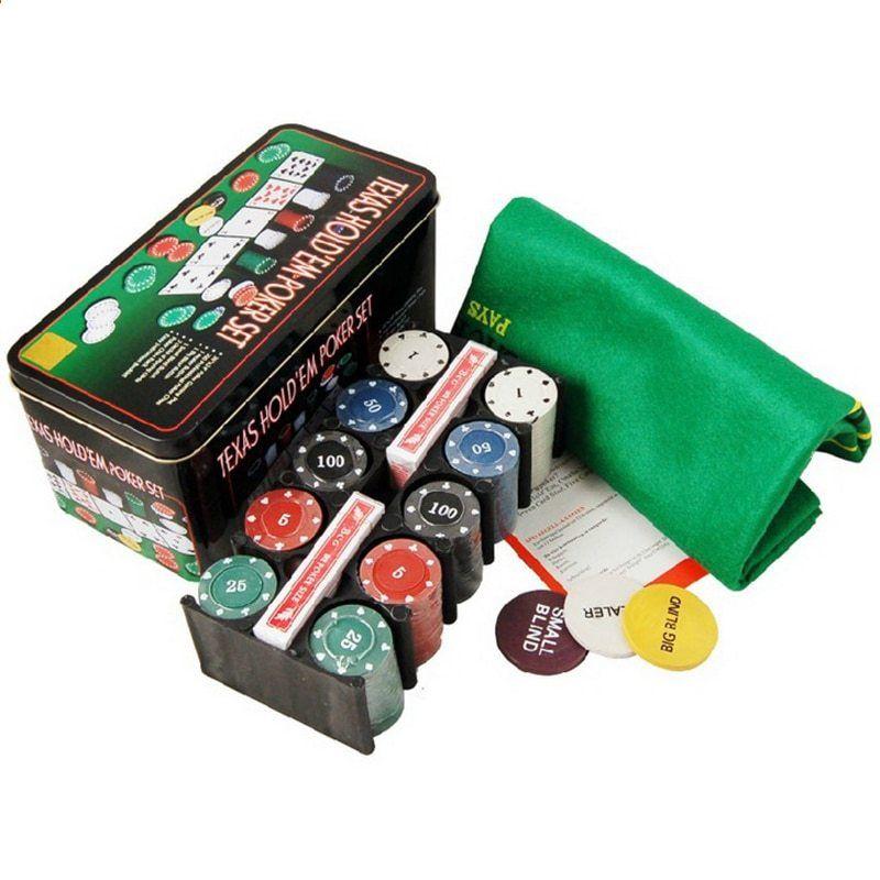 Nová Hot Super Deal 200 Poker Texas Holdem Poker Sada