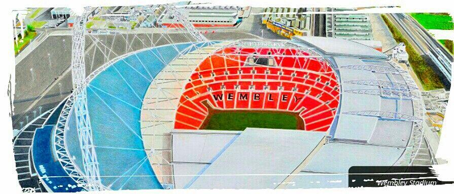 Wembley sketch