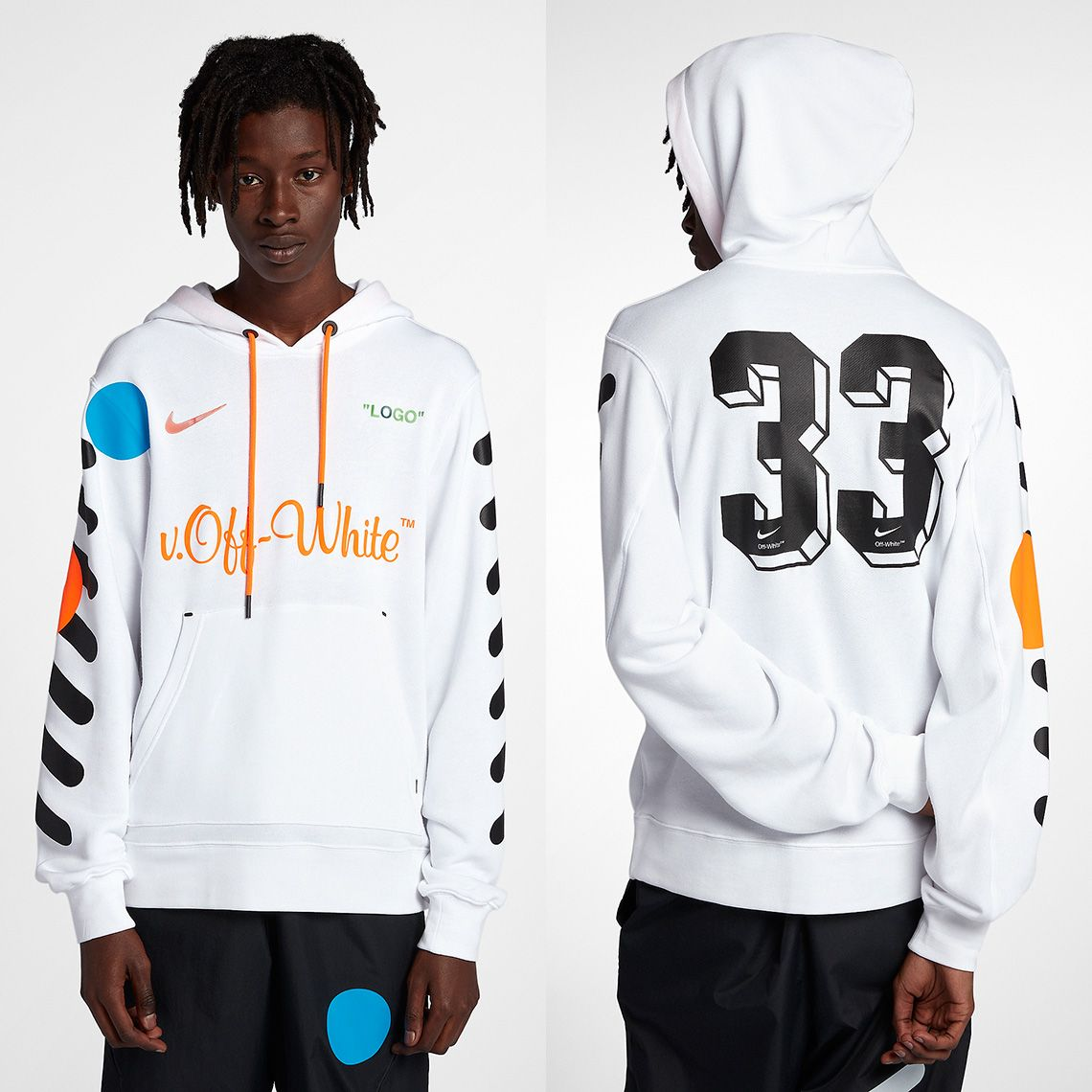 f4ed2b278a7e OFF WHITE Nike Football Apparel Release Info