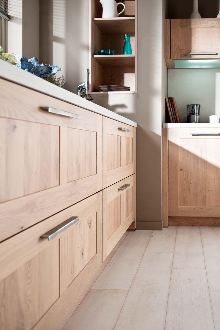 Ein einfaches küchendesign hohe funktionalität versteckt hinter einem klassischen design die