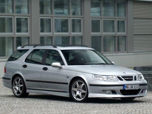 Saab 9 5 Troll R Hirsch Performance Aero Neuer Motor Saab