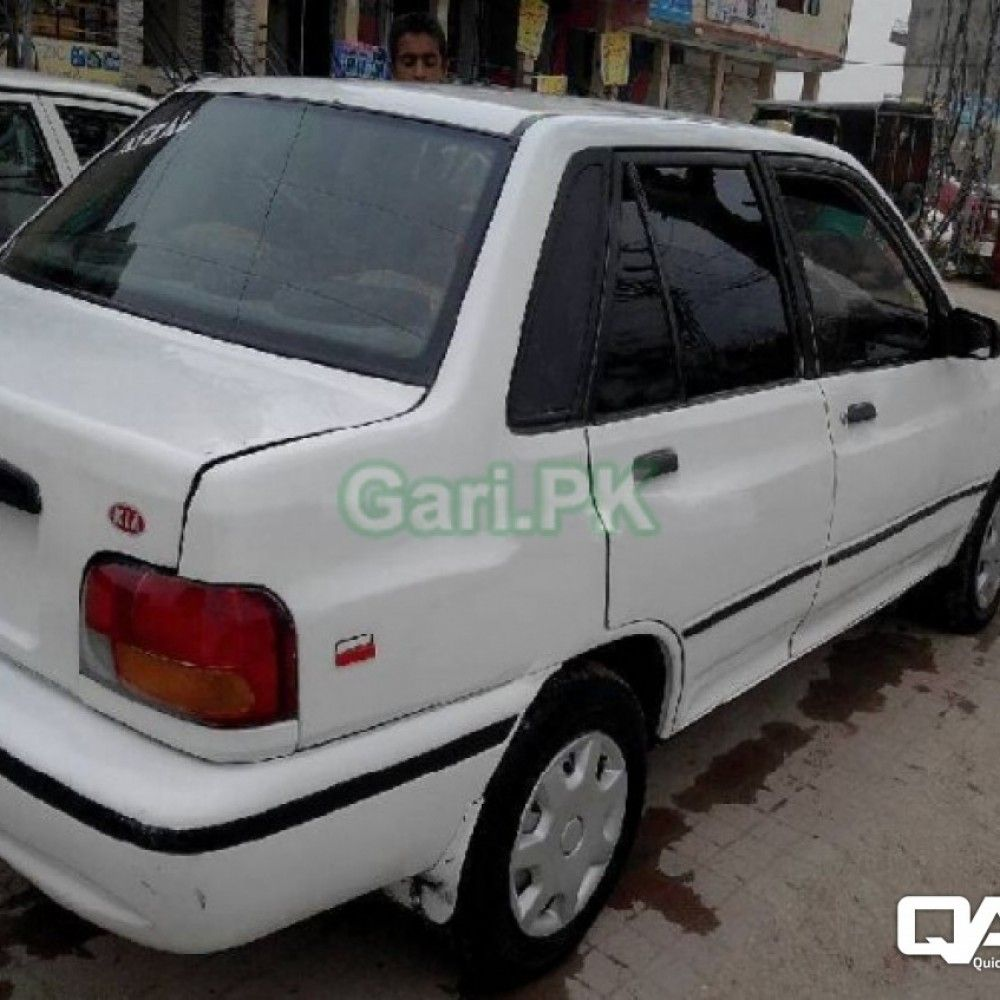 Kia Classic 2002 for Sale in Rawalpindi, Rawalpindi Buy