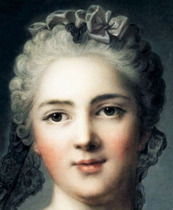 Marie-Louise-Thérèse-Victoire, Princess of France,1748