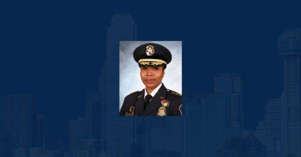 U  Renee Hall named new Dallas Police Chief | Visitors