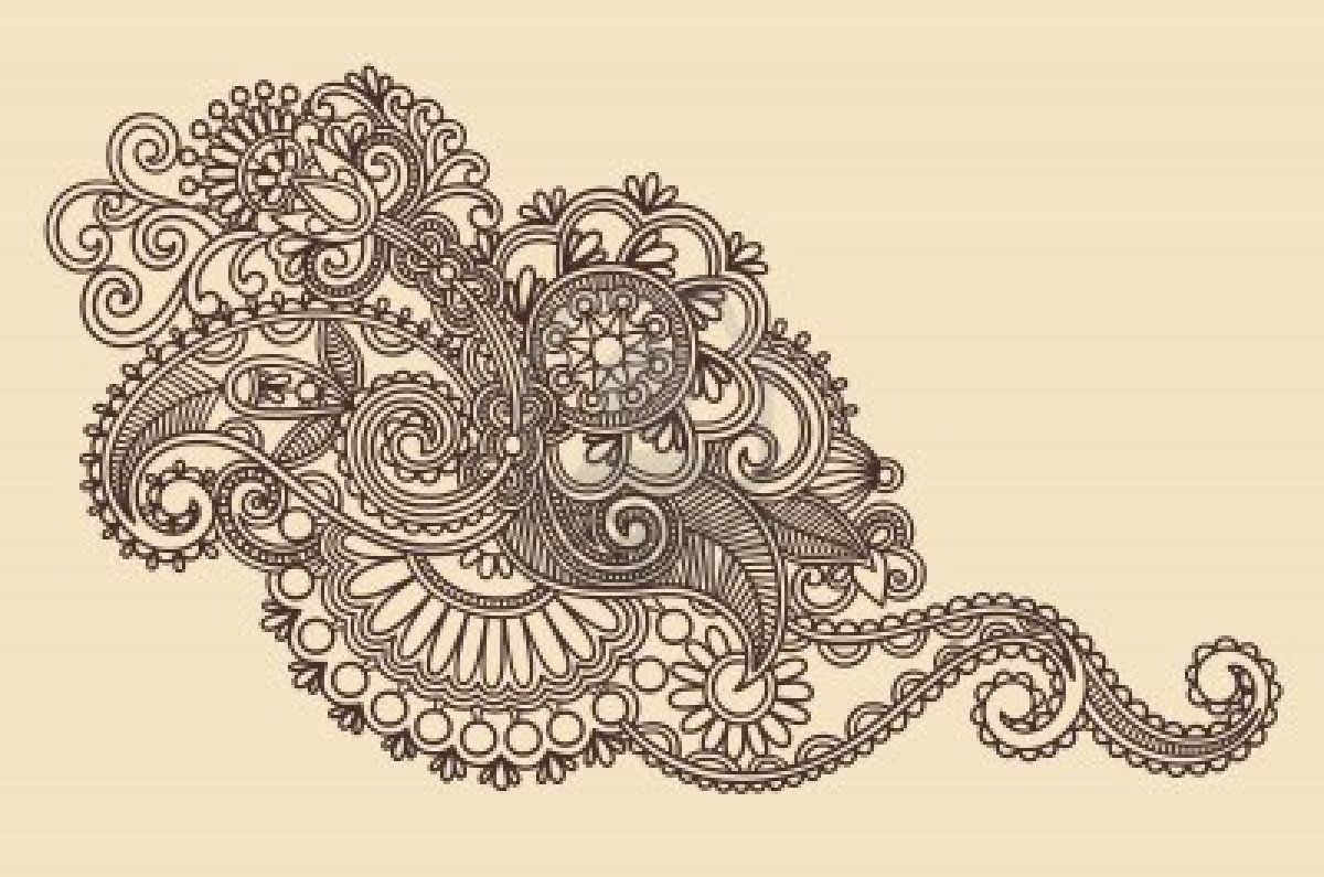Henna Style Tattoos Lace Tattoo: View More Tattoos Pictures Under