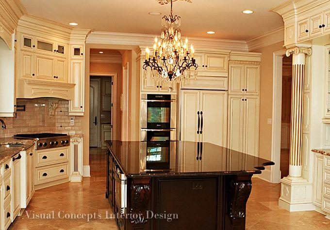 Visual concepts interior design ncdesign kitchens - Interior design firms charlotte nc ...