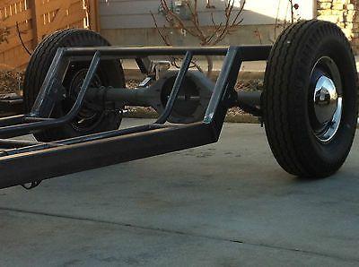 Details About Bobber Hot Rod Truck Frame Rat Rod No Fenders 1935