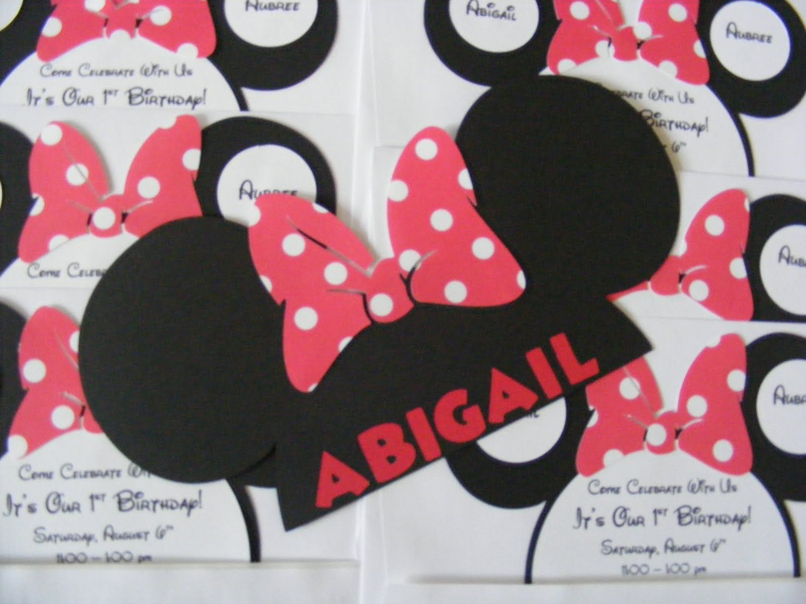 First birthday party ideas baby minnie mouse creations by ann whimsical creations by ann minnie mouse party ideas decorations invitations solutioingenieria Choice Image