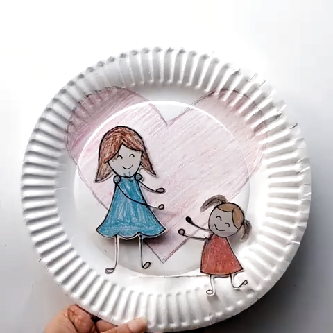 Lovely idea to educate little ones about mothers day and teach them how much mothers love matters to them. Simple craft project for preschool and kindergarten kids to make for Mothers day. #thejoyofsharing #mothersday #kidscrafts #craftsforkids #preschoolcrafts #preschoolactivities #kindergarten #artteacher #preschoolteacher #artsandcrafts #papercrafts #easycrafts #mothersdaygifts #mothersdaycrafts