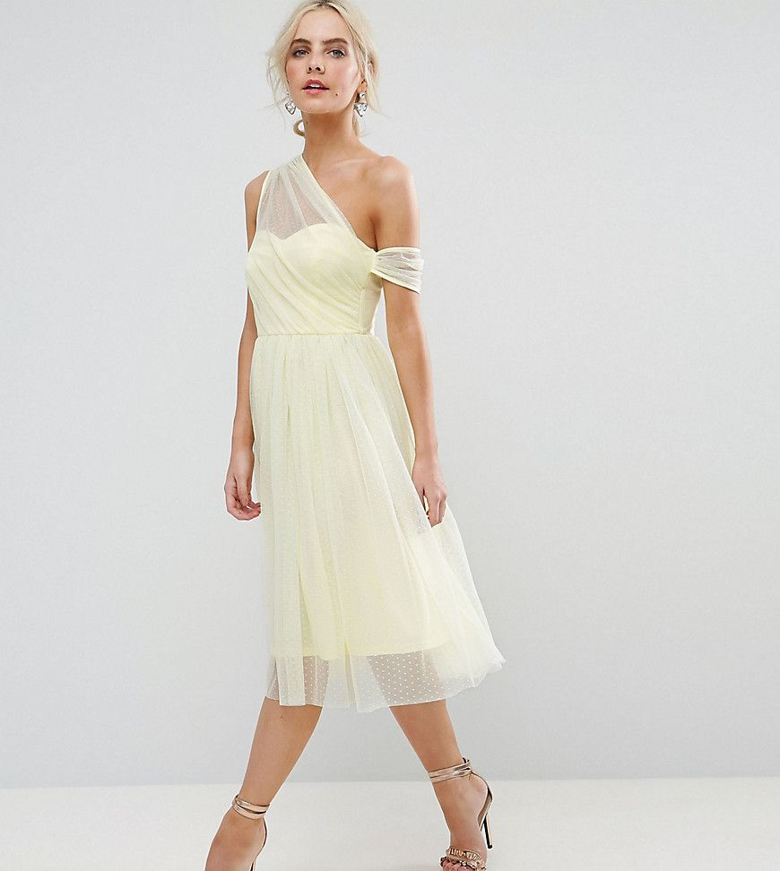 Get this Asos Petite\'s skater dress now! Click for more details ...