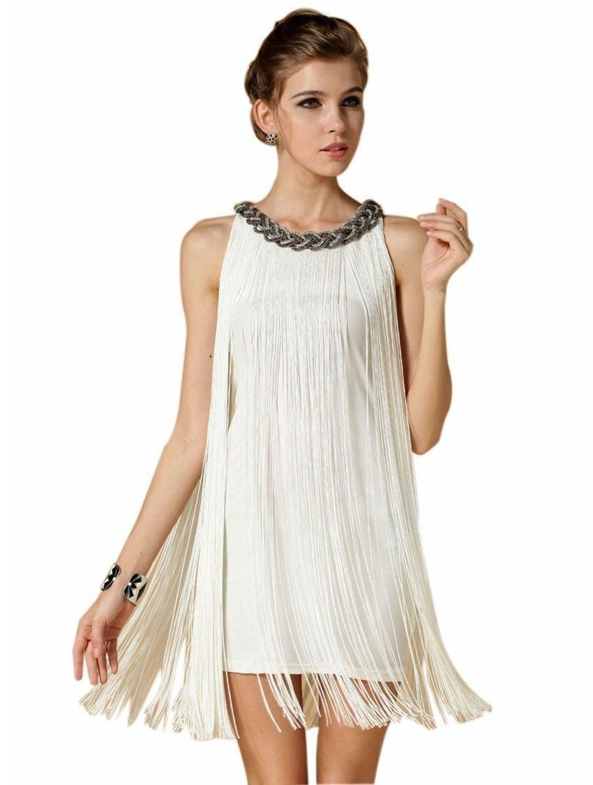 Great Gatsby 1920s Dress | tenuestyle | Great Gatsby Vintage Fashion ...
