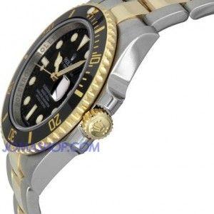 Rolex-Submariner-Black-Index-Dial-Oyster-Bracelet-Mens-Watch-116613BKSO-0