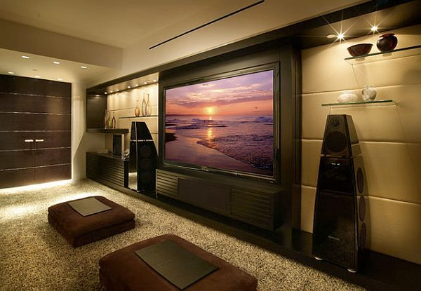 9 Awesome Media Rooms Designs Media Room Design Home Theater
