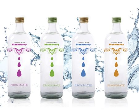 Flavored Water Logos