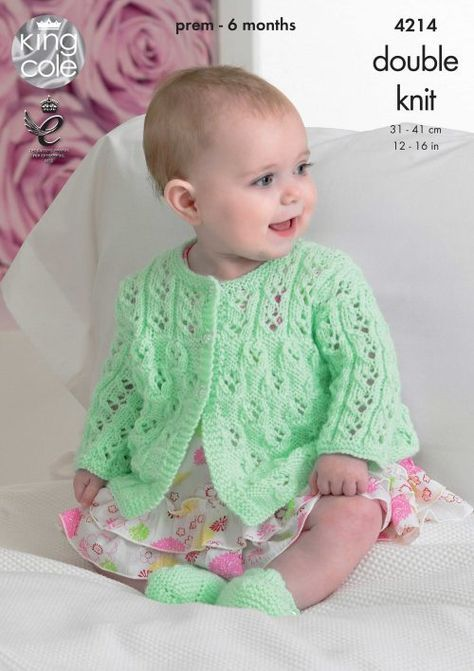 Matinee Coats, Cardigan and Shoes - King Cole | Baby ...