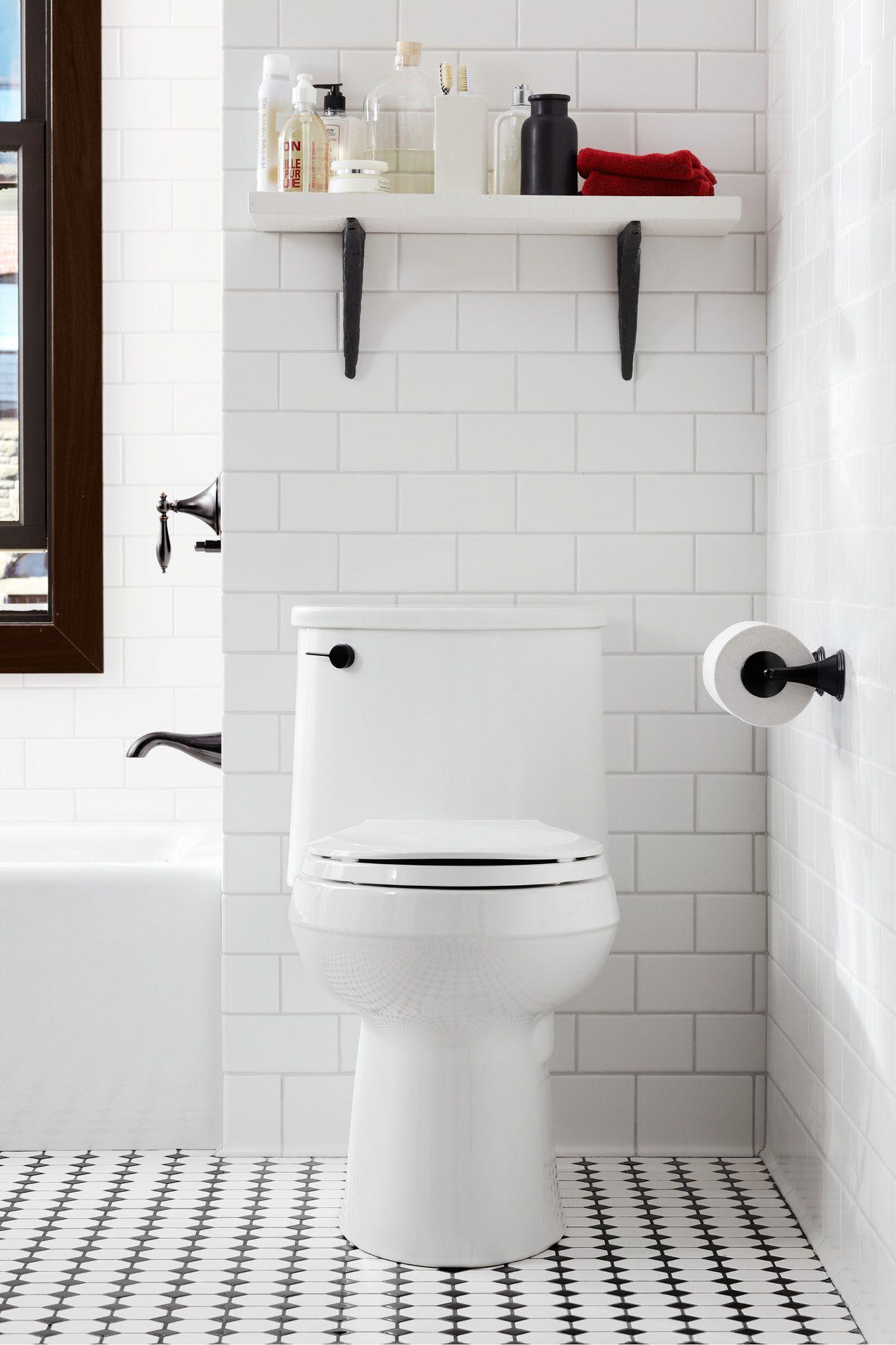 Brooklyn Style Bathroom Kohler Ideas Small Bathroom Interior Bathroom Styling Traditional Toilets