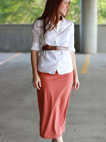 Here & Now blog featuring Gentle Fawn's Soho skirt