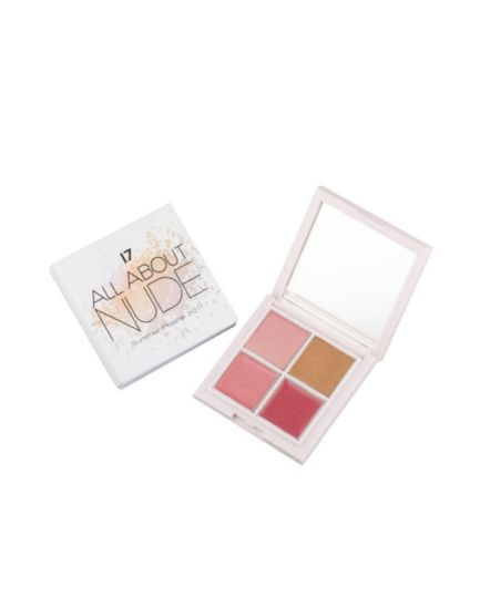 SEVENTEEN All About Nude Palette - Boots