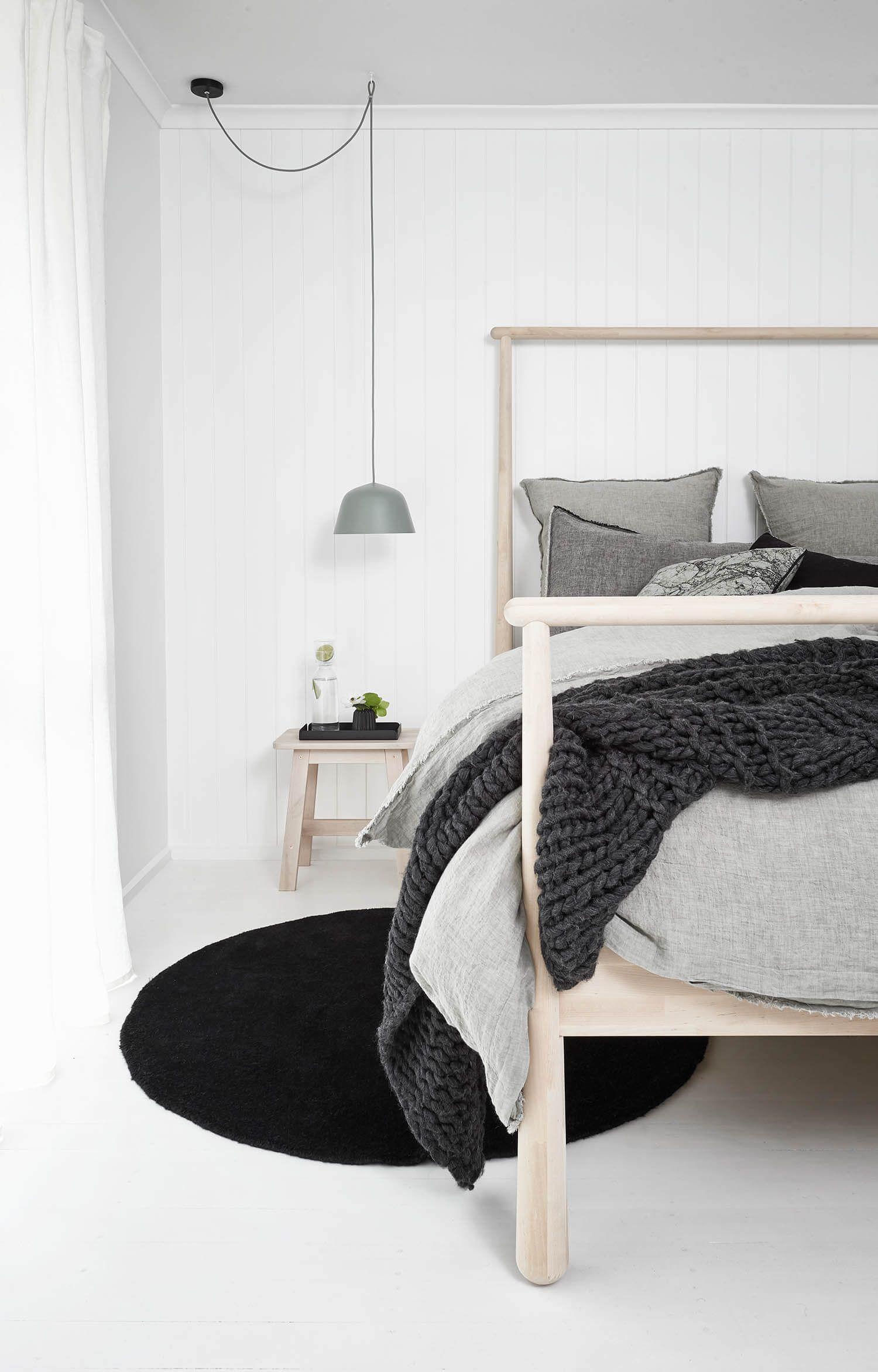 Nord House An Oasis Of Scandinavian Style On The Mornington Peninsula Bedroom Interior Bedroom Design Minimalism Interior