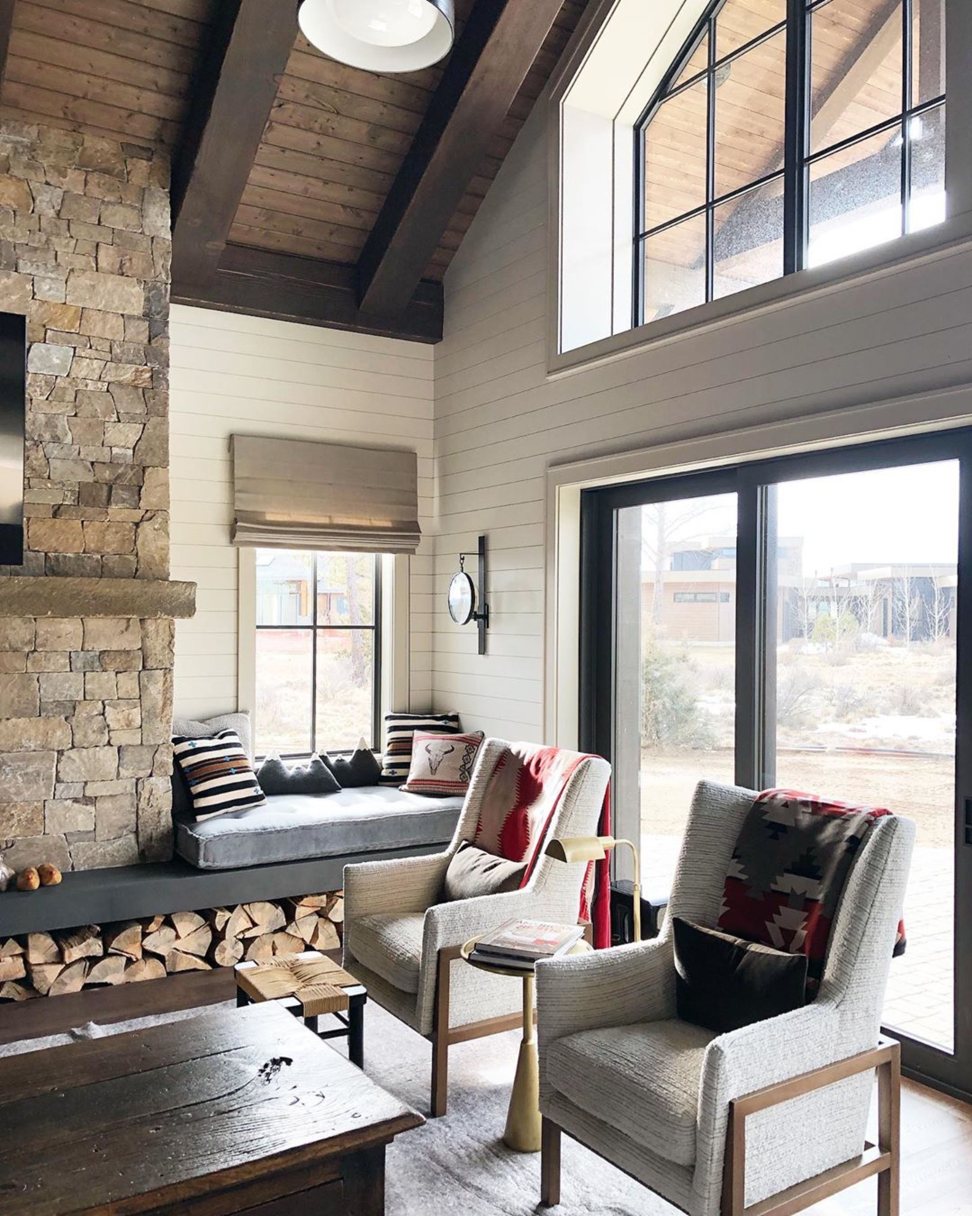 Rustic Living Room Ideas In 2020 Rustic Living Room Living Room Windows Great Rooms #rustic #living #room #images