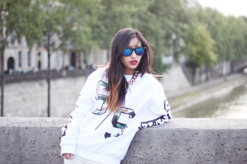 Rosa Pel's blog, Flat Matte Black Revo Color Lens Wayfarer Sunglasses 8025