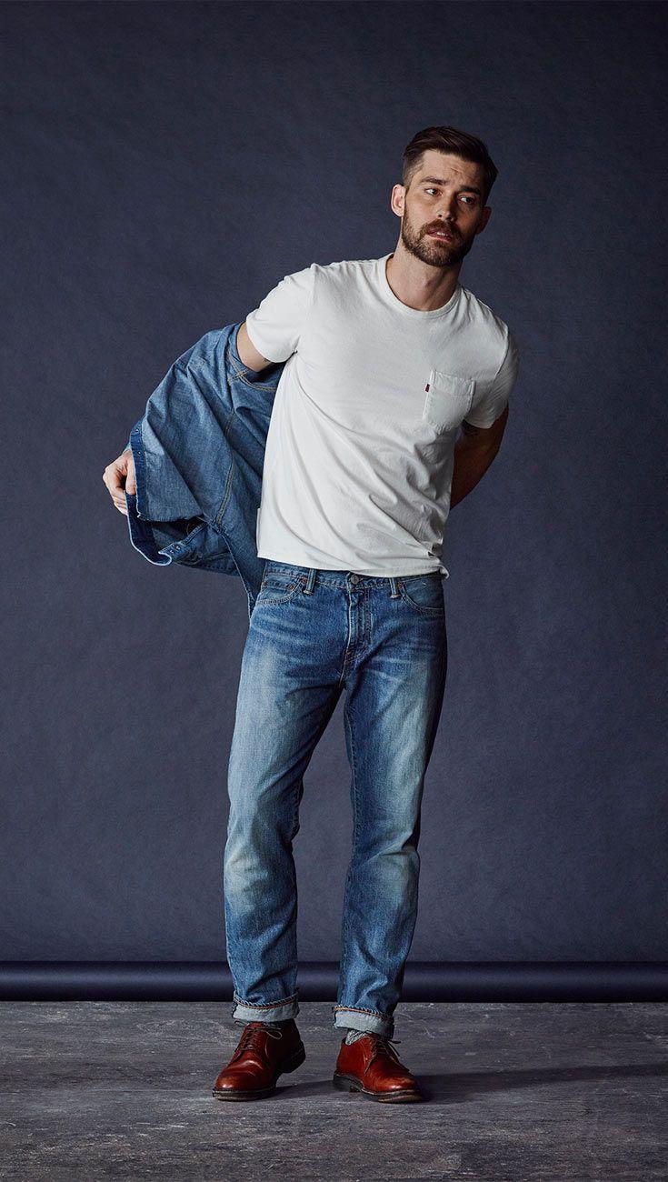 more photos 74caf f1a22 Waren (Müritz) | Fashion für Herren in 2019 | Levis hosen ...