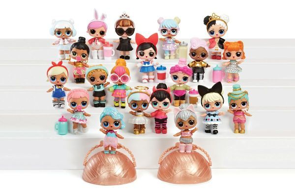 42 Toy Trends Your Kids Will Be Asking For This Year Lol Dolls Kids Toys Sister Dolls
