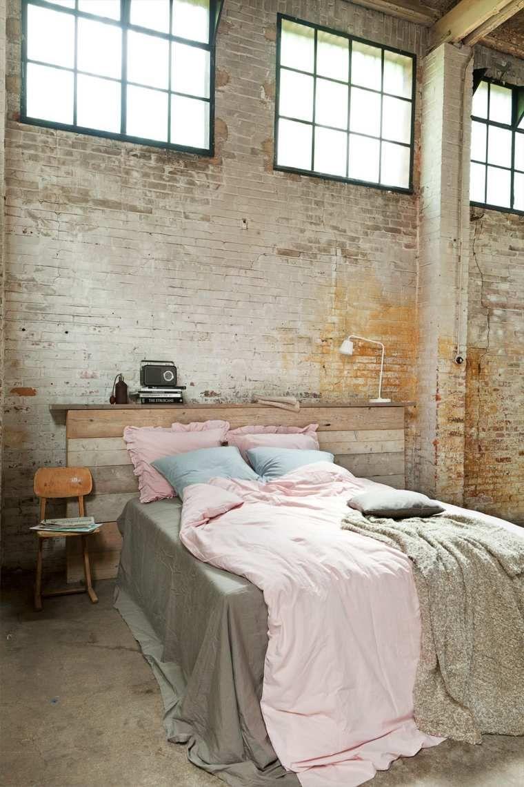 Déco Chambre Parentale De Style Industriel Chic Pinterest Bedrooms - Chambre adulte style industriel