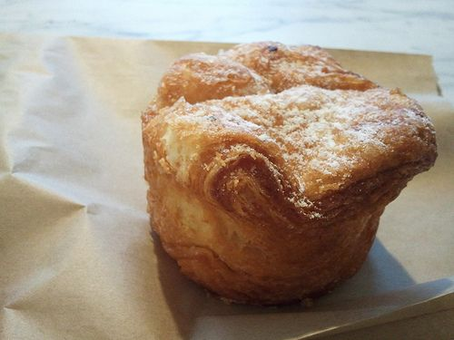 God Save the Kouign: Kouign Amann from Le Reve, Seattle #kouignamannrecette