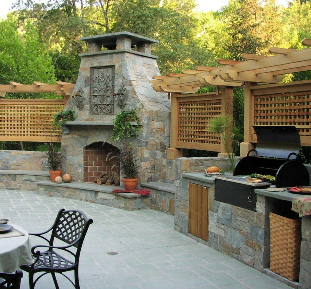 Outdoor Kitchen Design Image By Natalie Flemington On Love