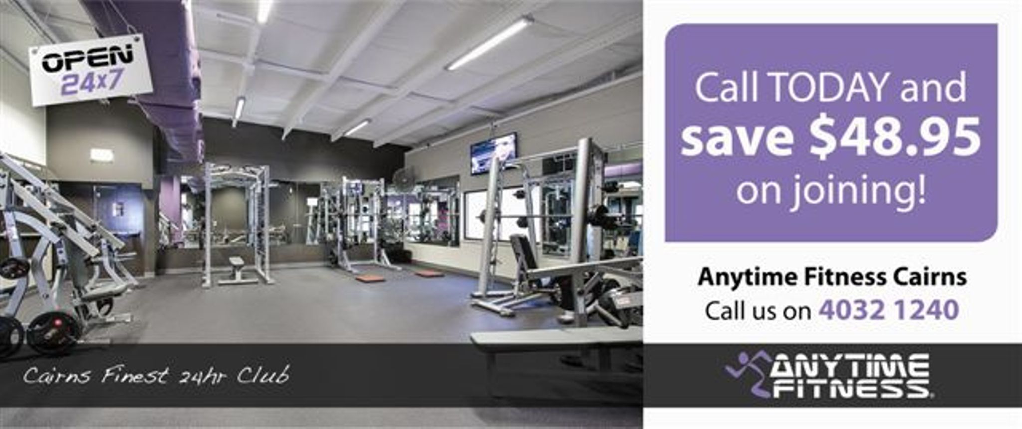Pin by John on fitness | Anytime fitness, No equipment