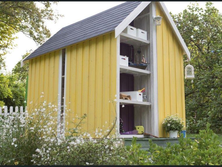 Abri De Jardin #Jardin #Terrasse #Eté #Magasin #LeroyMerlinTrignac #Trignac  #