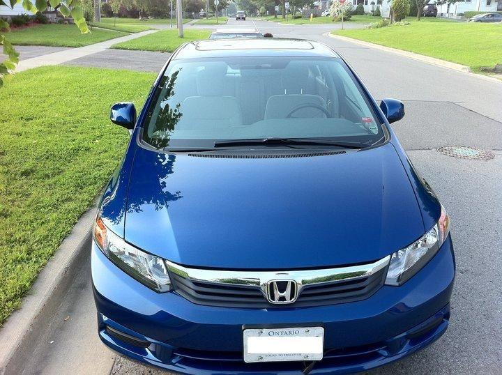 Photos Dyno Blue Pearl Honda Civic Sedan Civic Sedan Honda Civic