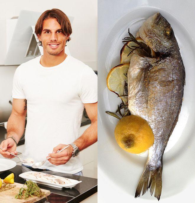 Dorade Yann Sommer Goldbrasse Fish Swiss Chocolate Celebrities