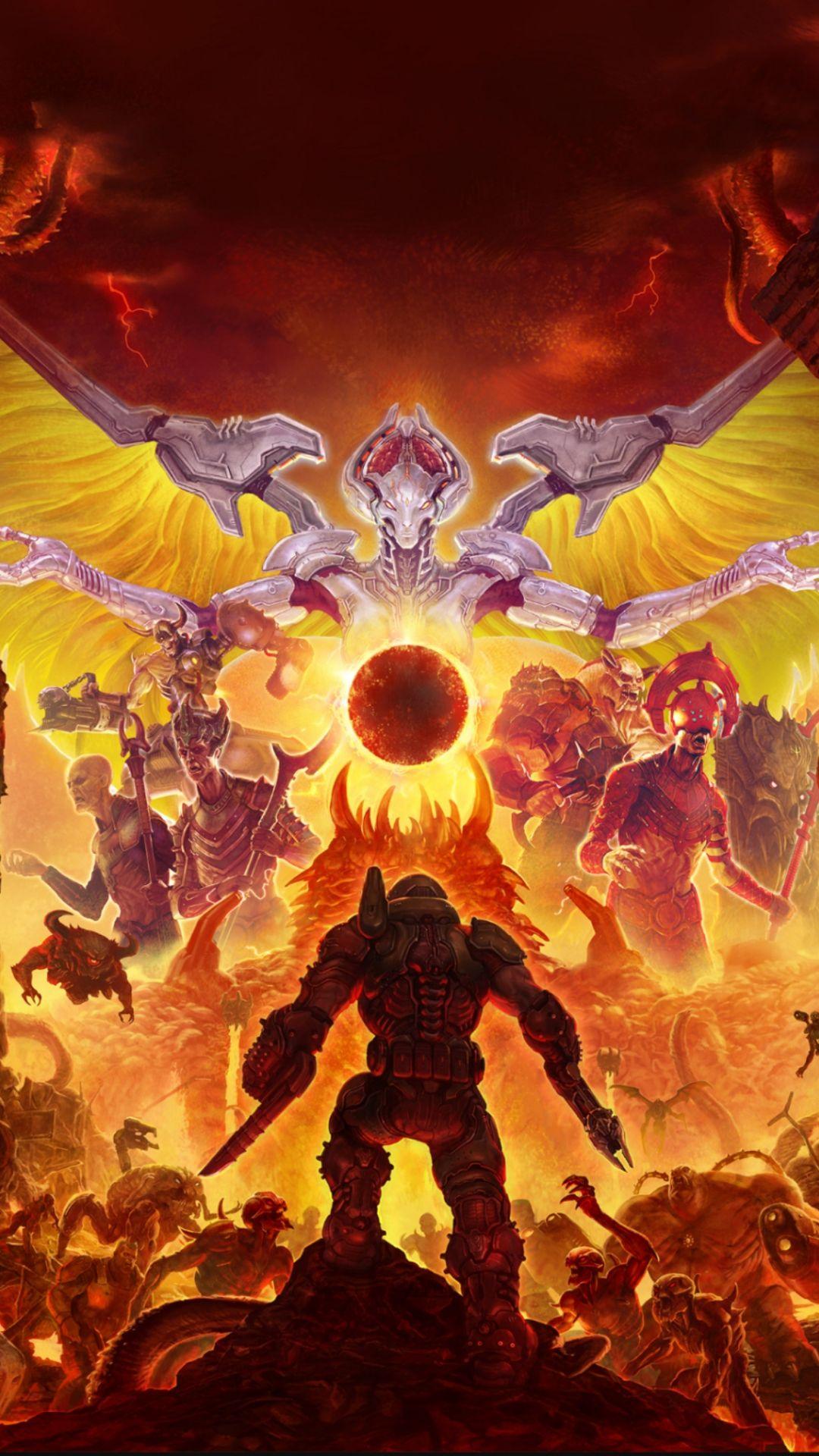 Doom Wallpaper Wallpaperize In 2020 Doom Game Doom Videogame Gaming Wallpapers