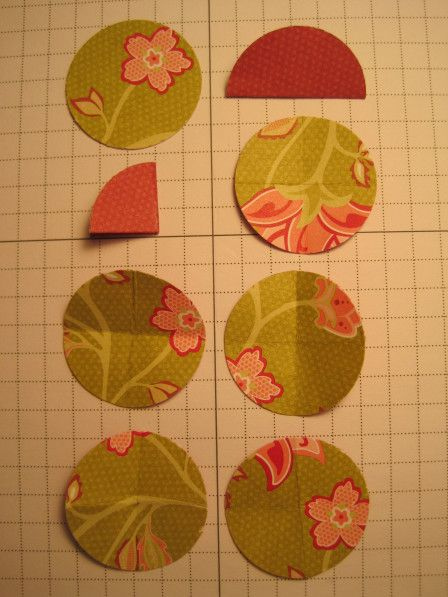 dahlia fold flower card  flower cards fancy fold cards