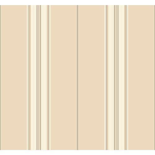 Waverly Stripes Down The Lane Wallpaper