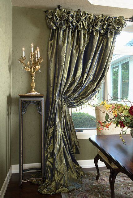 Elegant Drapery Google Search Dining Room Drapes Drapery