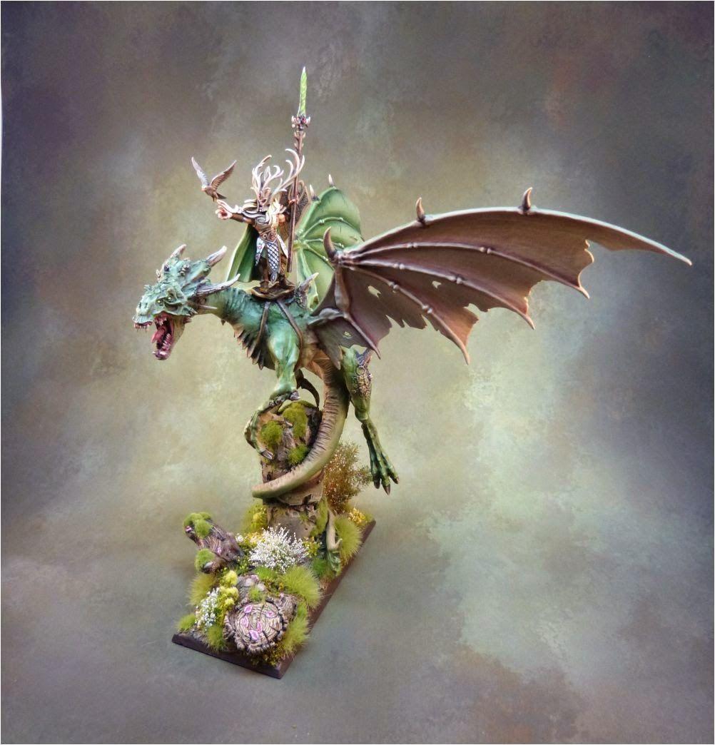 fantasy dragons warhammer high - photo #12