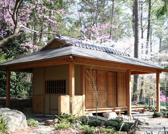 Asian Exterior Design, Pictures, Remodel, Decor and Ideas - page 5