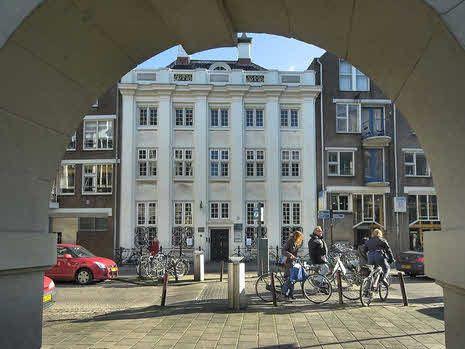 """""""Huis de Pinto"""" Antoniebreestraat  Amsterdam"""