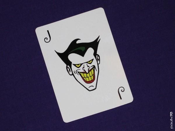 Batman Joker Card Tattoo The joker's...