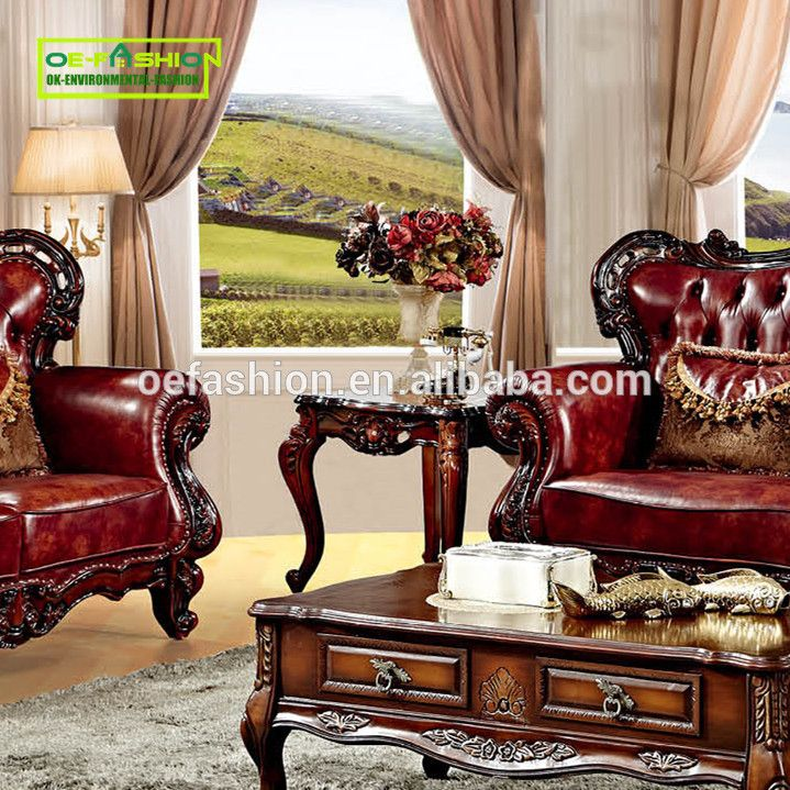 Oefashion Living Room Furniture Sofa Italy Leather Sofacustommade