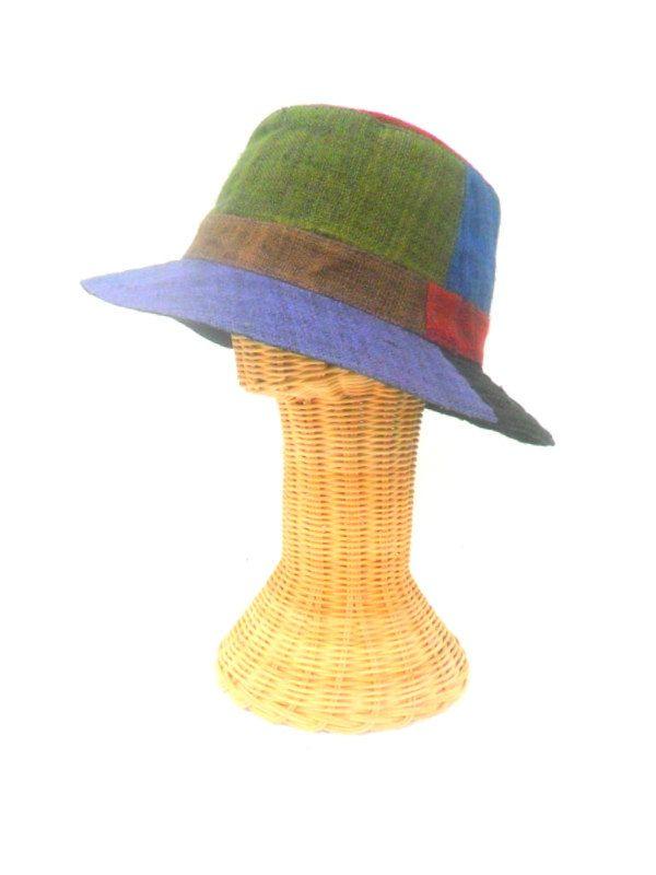 d490b9c29f4 Hemp Bucket Hat Bucket Hat Boho Hat