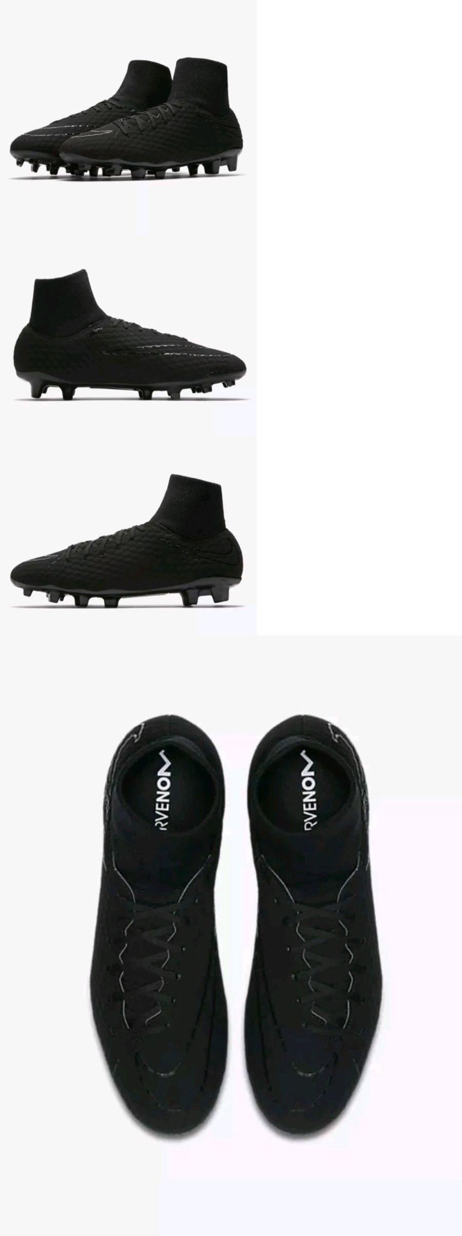 info for 38f54 e8dad Clothing Shoes and Accessories 159178  Nike Hypervenom Phelon 3 Df Fg Soccer  Cleats Size 9.5