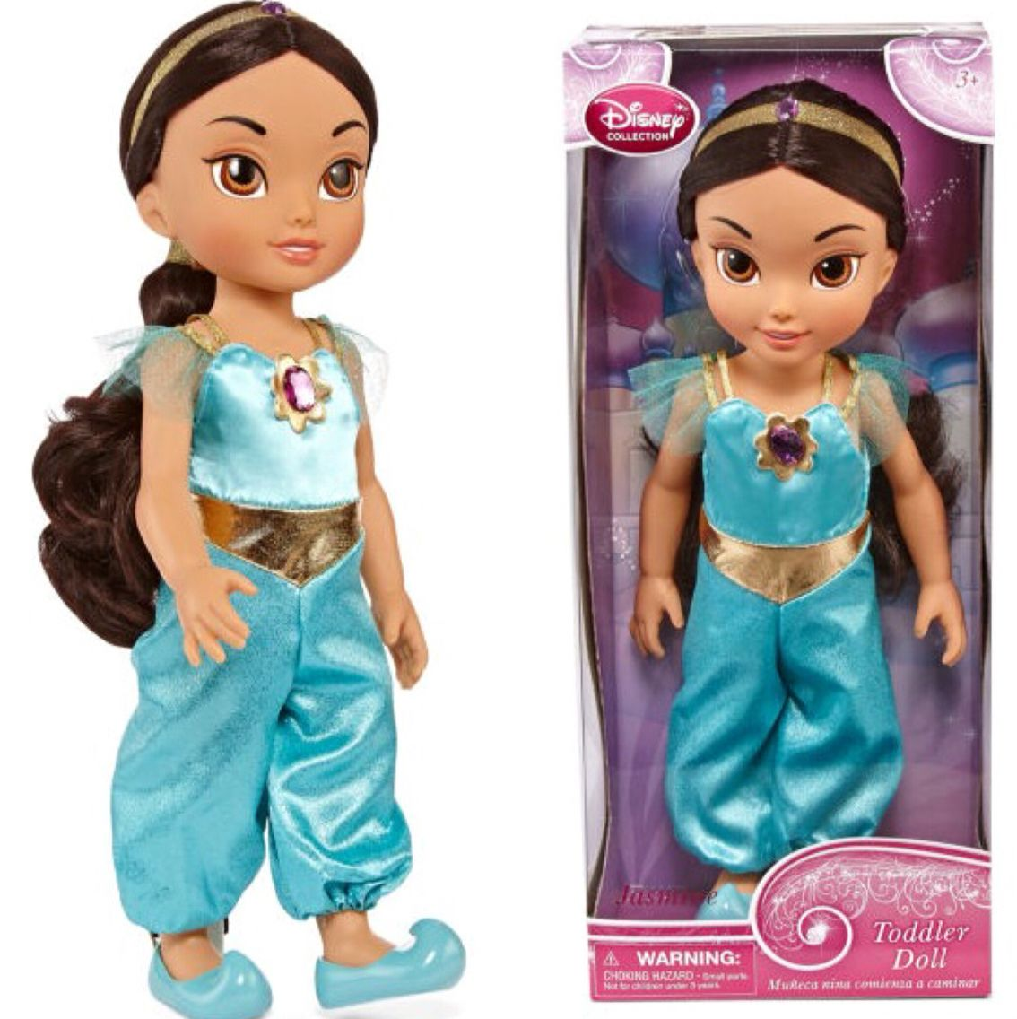 Jessica rabbit special edition doll by disney collectors dolls dark - Disney Collection Toddler Jasmine Doll From Jcpenney