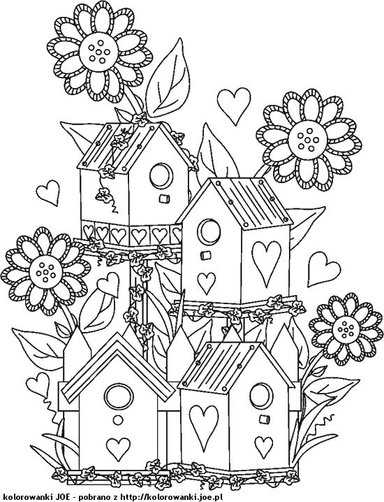 Kwiaty Dla Mamy Kolorowanki Dla Dzieci Do Wydruku Fajnekolorowanki Monster Coloring Pages Coloring Pages Coloring Books