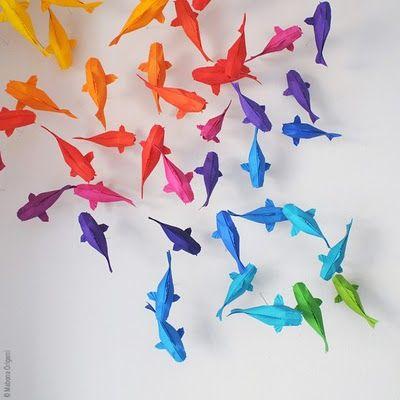 mabona origami pliage papier art deco d co pinterest origami art deco and craft. Black Bedroom Furniture Sets. Home Design Ideas